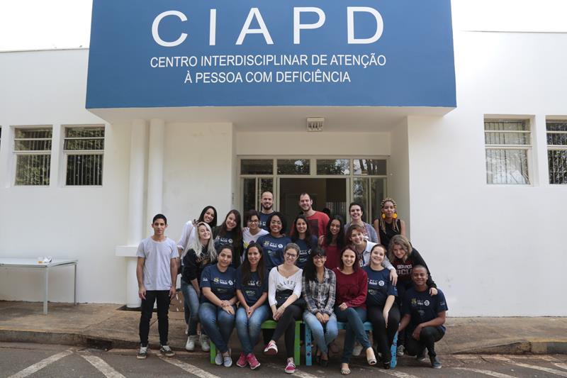 Resultado de imagem para Centro Interdisciplinar de Atenção à Pessoa com Deficiência (CIAPD)