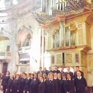 I Studium de Música Sacra - Coro na Catedral de Lisboa com órgão