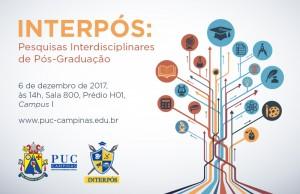1º Interpós: pesquisas interdisciplinares de pós-graduação
