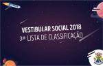 3 lista de classificação vest social