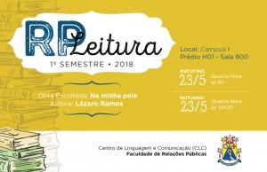 RP – Leitura @ Sala 800 - Edifício H00, Campus I, PUC-Campinas | São Paulo | Brasil