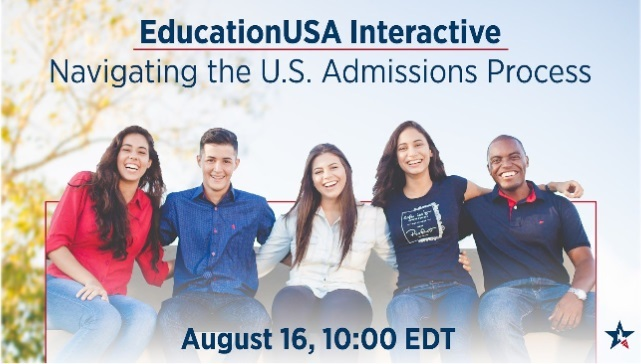 16082018 Navigating the US admissions process