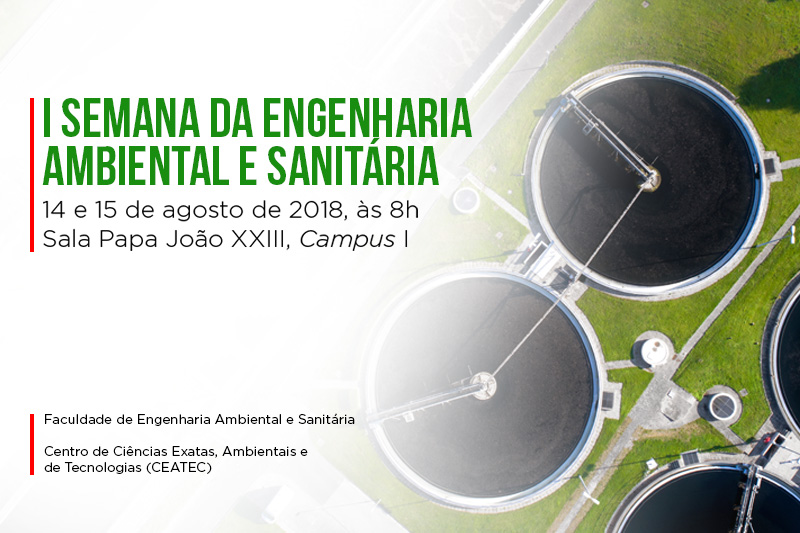 PUC_0153_18 I Semana da engenharia Ambiental
