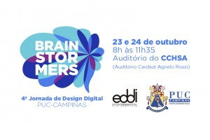 Brainstormers 2018 – 4ª Jornada de Design Digital