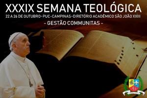 XXXIX Semana Teológica