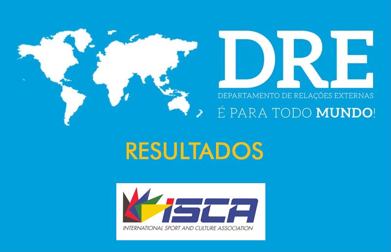 resultados ISCA