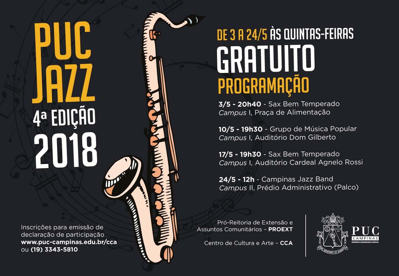 PUC Jazz - Posts completo