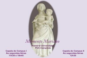 Momento Mariano @ Campus I e II