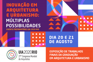 Colóquio de Inovação em Arquitetura e Urbanismo @ Auditório Dom Gilberto