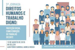 3ª Jornada Direitos Humanos e Trabalho Digno
