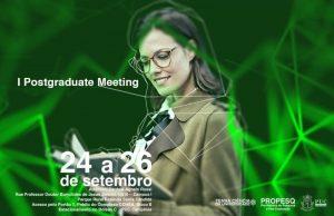 I Postgraduate Meeting @ Auditório Cardeal Agnelo Rossi