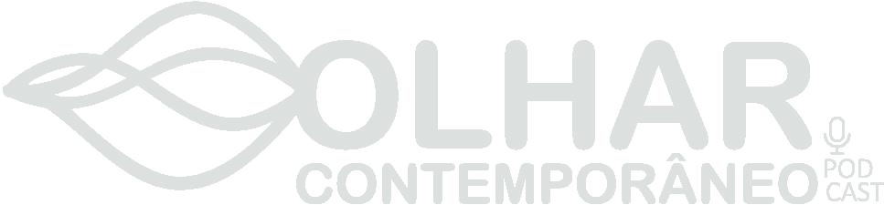 Logotipo Olhar Contemporaneo Podcast